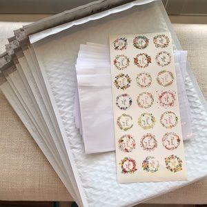 Poshmark seller shipping starter pack bundle  💌